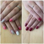 Semi permanent OPI perfect beauty BY Anaïs